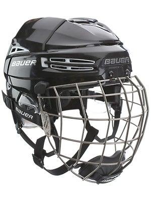 Bauer RE-AKT 100 Hockey Helmets w/Cage