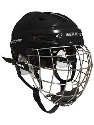 Bauer RE-AKT Hockey Helmets w/Cage
