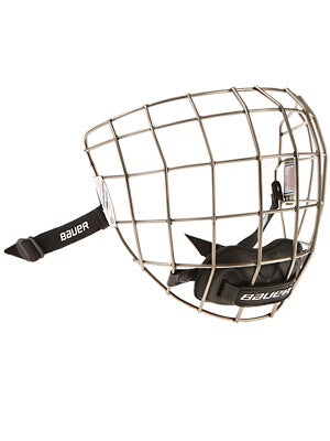 Bauer RE-AKT Titanium Hockey Helmet Cages Sr & Jr