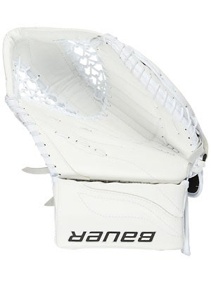 Bauer Reactor 2000 Goalie Catchers Jr