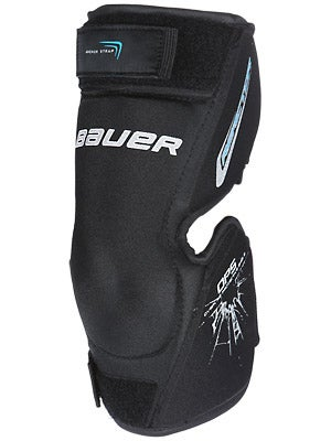 Bauer Reactor Goalie Knee Guards Yth