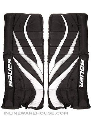 Bauer Reflex Street Goalie Leg Pads Jr