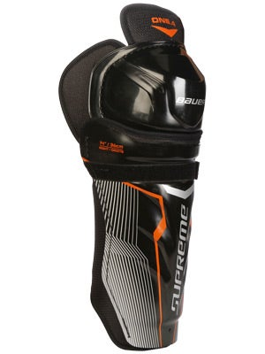 Bauer Supreme ONE.4 Hockey Shin Guards Jr