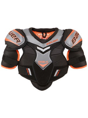 Bauer Supreme ONE.4 Hockey Shoulder Pads Jr
