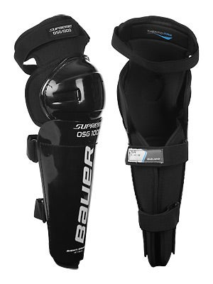 Bauer Supreme 1000 Official's Referee Shin Guards