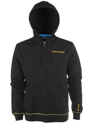Bauer Supreme Full Zip Hoodie Sweatshirt Sr Md