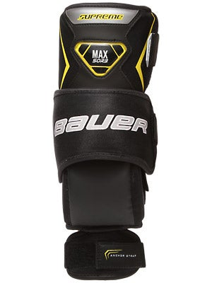 Bauer Supreme Goalie Knee Guards Jr