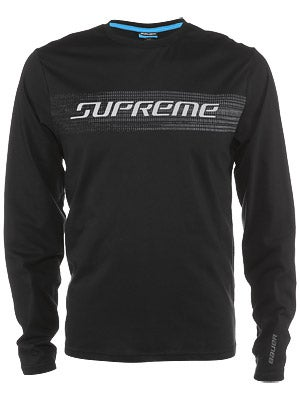 Bauer Supreme L/S Shirt Sr Md