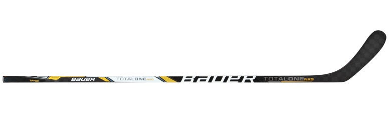 Bauer Supreme TotalOne NXG Grip Hockey Sticks Jr R