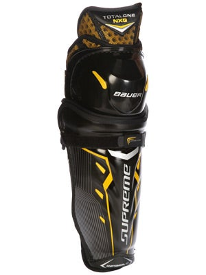 Bauer Supreme TotalOne NXG Hockey Shin Guards Jr