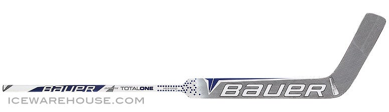 Bauer Supreme TotalOne Comp Goal Sticks BLUE Sr