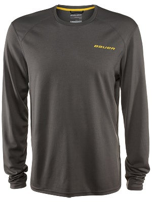 Bauer 37.5 Training Performance L/S Shirt Sr