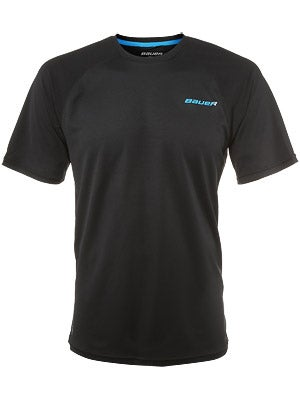 Bauer 37.5 Training Performance S/S Shirt Jr