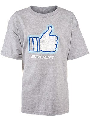 Bauer Thumbs Up Hockey Shirt Jr