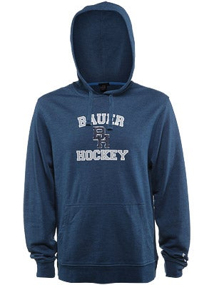 Bauer Varsity Interlock Hoodie Sweatshirt Sr