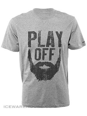 Bauer Vintage Playoff Beard Shirt Sr