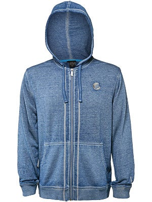 Bauer World Full Zip Hoodie Sweatshirt Sr