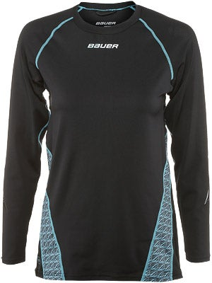 Bauer NG 37.5 Women's Performance L/S Grip Hockey Shirt