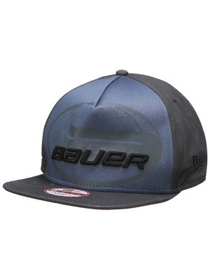 Bauer World Snapback New Era 9Fifty Hat Sr