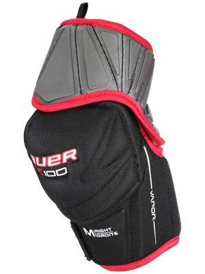 Bauer Vapor X100 Hockey Elbow Pads Jr