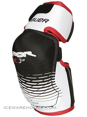 Bauer Vapor X3.0 Hockey Elbow Pads Jr Lg