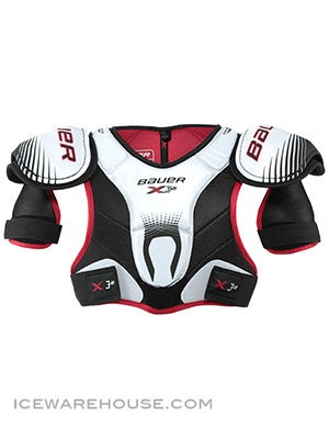 Bauer Vapor X3.0 Hockey Shoulder Pads Jr Sm