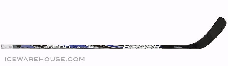 Bauer Vapor X4.0 BLUE Grip Hockey Sticks Jr L