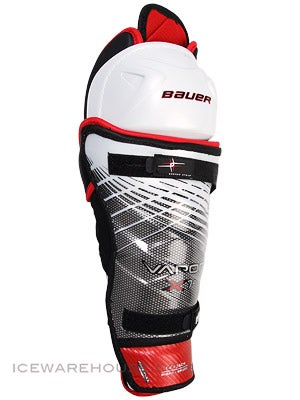 Bauer Vapor X7.0 Hockey Shin Guards Sr 13
