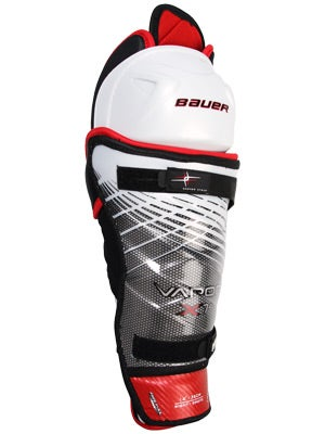 Bauer Vapor X7.0 Hockey Shin Guards Jr 10
