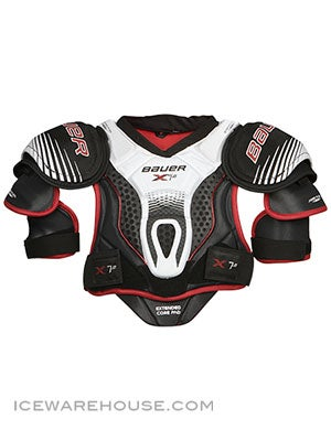 Bauer Vapor X7.0 Hockey Shoulder Pads Jr