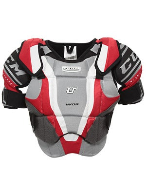 CCM U+W09 Women's Hockey Shoulder Pads Sr