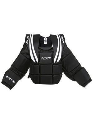 CCM 100 Series Street Goalie Chest Protectors Jr