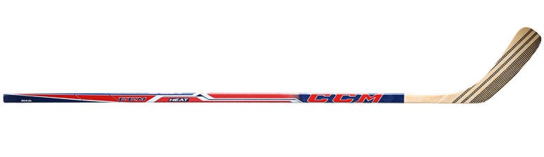 CCM Heat 252 ABS Wood Hockey Sticks Jr