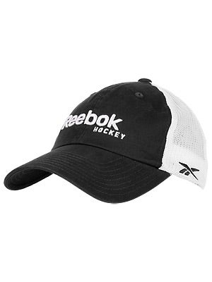 Reebok Mesh Slouch Adjustable Hockey Hats Jr