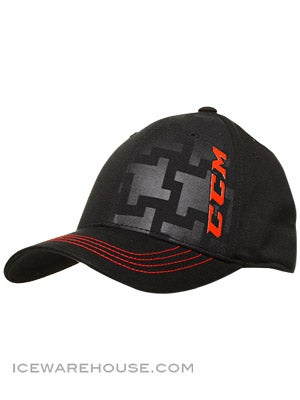 CCM Houndstooth Flex Fit Hats Sr