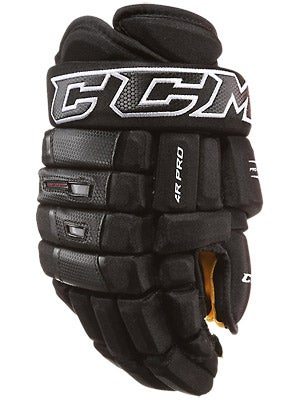 CCM 4 Roll PRO III Hockey Gloves Jr