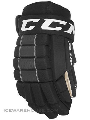 CCM 4 Roll II Hockey Gloves Jr