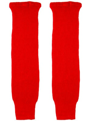 CCM Red Ice Hockey Socks Jr & Yth