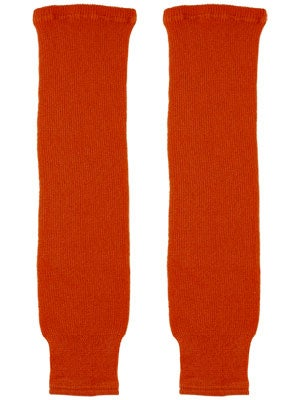 CCM Burnt Orange Ice Hockey Socks