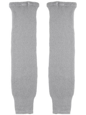 CCM Grey Ice Hockey Socks Jr & Yth