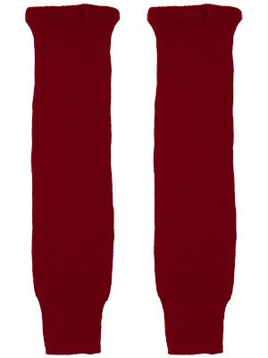 CCM Harvard Red Ice Hockey Socks Jr & Yth