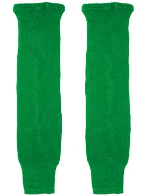 CCM Kelly Green Ice Hockey Socks Jr & Yth