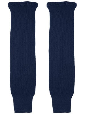 CCM Navy Ice Hockey Socks Jr & Yth