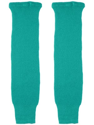 CCM Teal Ice Hockey Socks Jr & Yth