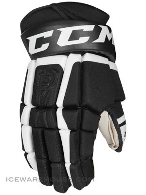 CCM U+06 Hockey Gloves Jr 2012