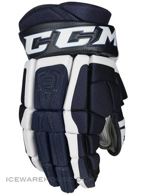 CCM U+08 Hockey Gloves Jr 2012
