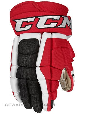 CCM U+12 Hockey Gloves Jr 2012