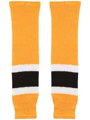 Boston Bruins CCM Ice Hockey Socks Jr & Yth