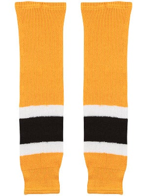 Boston Bruins CCM Ice Hockey Socks Sr