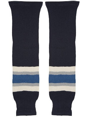 Columbus Blue Jackets CCM Ice Hockey Socks Sr